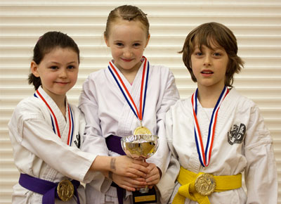 11th Legends Open Shotokan Championship Junior Kyu Grade Team Kata - 1st: ASK Kiryoku