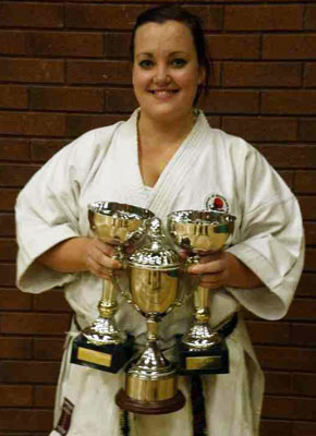 41st Portsmouth Invitational Championships Ladies Grand Champion & Technical Excellence Award Winner: Emma Robins