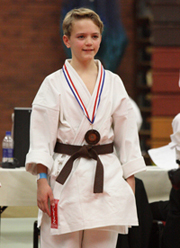 Scott Thompson - 42nd Portsmouth Open Karate Tournament