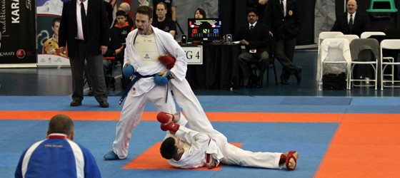 2014 Karate Canada National Championships