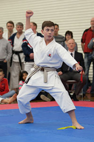 2014 Legend Shotokan Open Championship