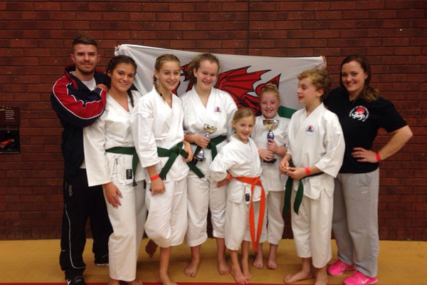 ASK Cowbridge - 44th Portsmouth Open Karate Tournament