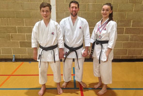 Inaugural Shotokan Shield