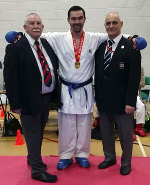 Dokan Invitational Karate Championships Northumbria