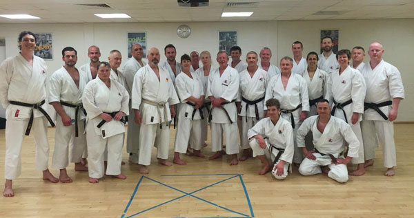 ASK Open Course with Chief Instructor Sensei Dave Hazard 7th Dan
