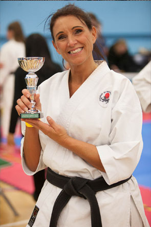 17th Legend Karate Championship - Maureen Day