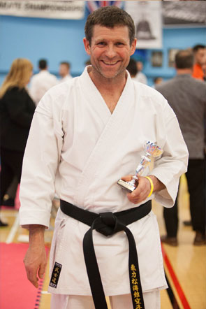 17th Legend Karate Championship - Dean Brown