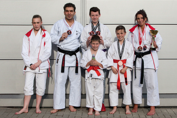 >ESKF BRITISH OPEN KARATE CHAMPIONSHIPS - ASK KIRYOKU