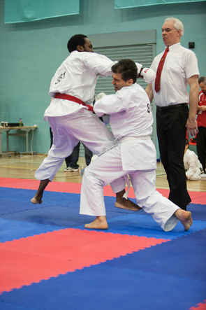 ESKF BRITISH OPEN KARATE CHAMPIONSHIPS